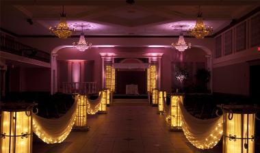 For Your Wedding Reception Venue